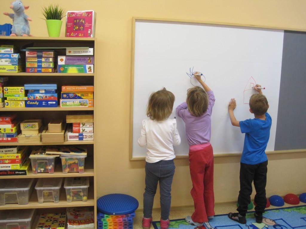 Práce ve třídě